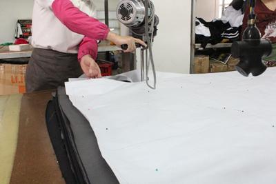 服装制作之衣衣诞生记 爆服装生产全过程(图解)