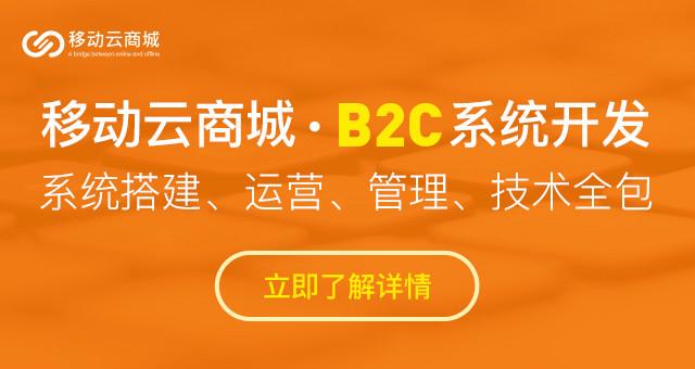 陌生领域最熟悉的它:b2c商城管理系统